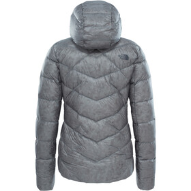 The North Face Supercinco Down Hoodie Dam monument grey